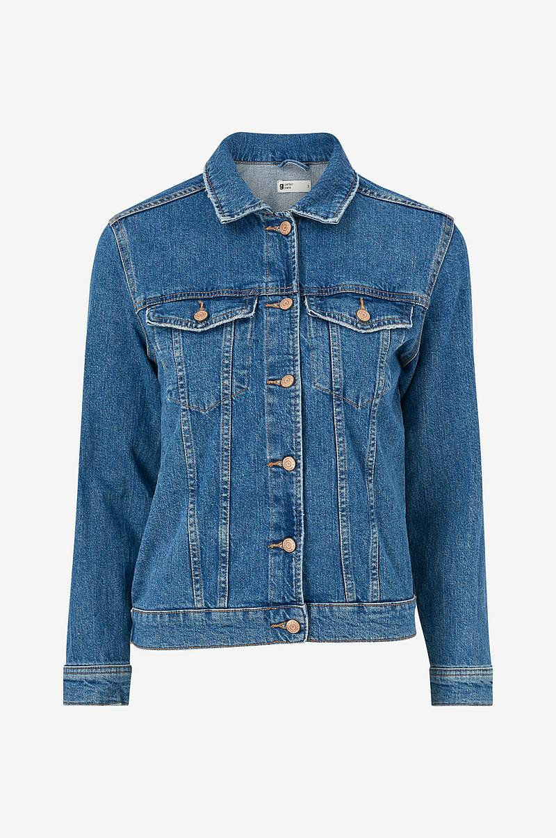 Denimjakke Solange Denim Jacket