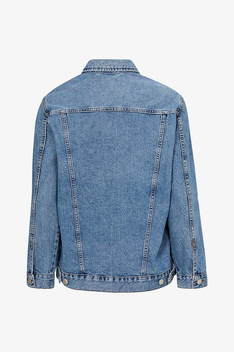 Jeansjakke The Oversized Denim Jacket