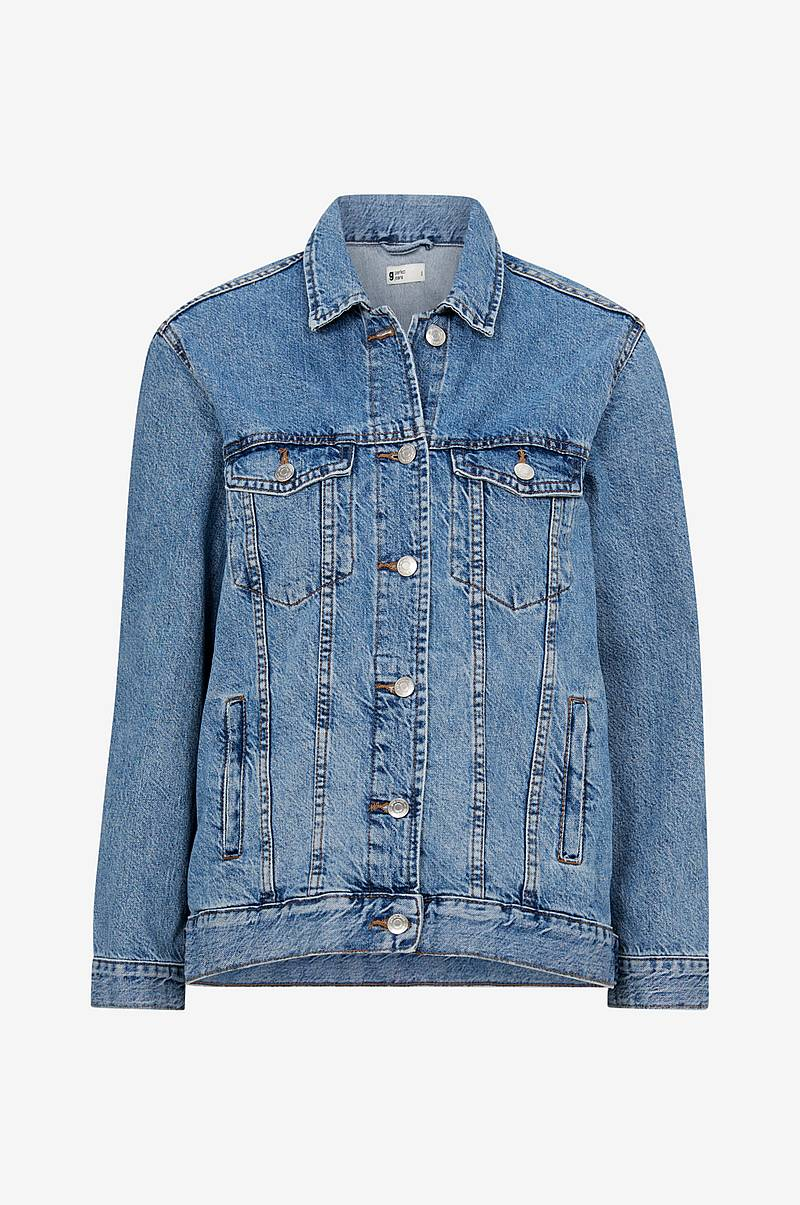Jeansjacka The Oversized Denim Jacket