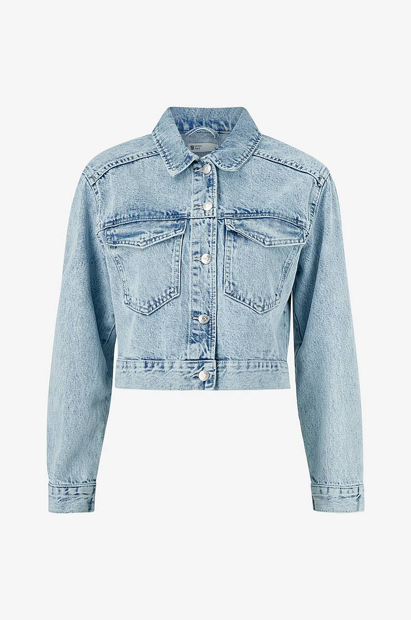 Jeansjacka Trucker Denim Jacket