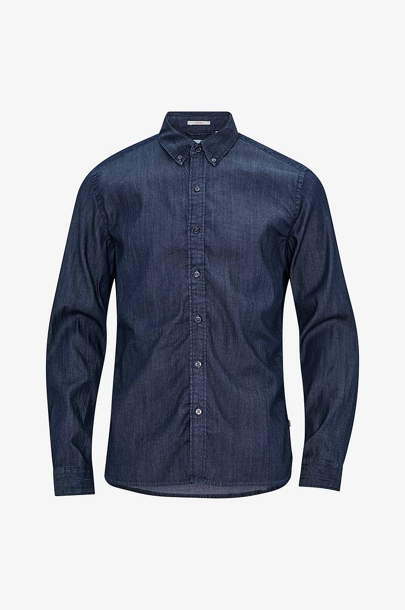 Denimskjorte LS Pacific Shirt Tencel