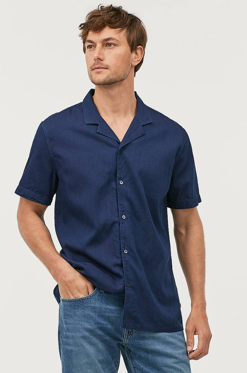Skjorte Cubano Shirt Flat Finish
