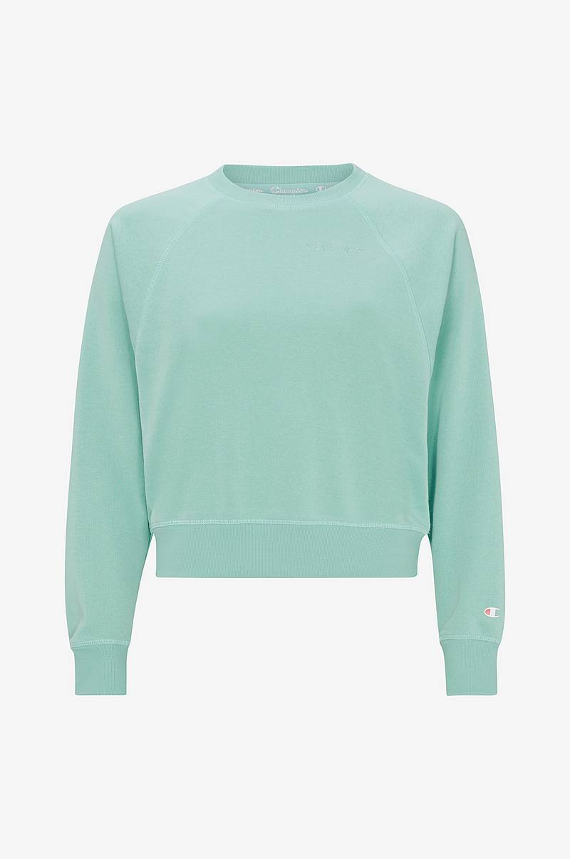 Sweatshirt Crewneck Cropped