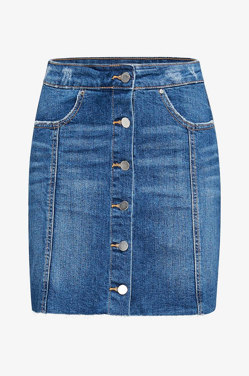 Mira Denim Skirt farkkuhame