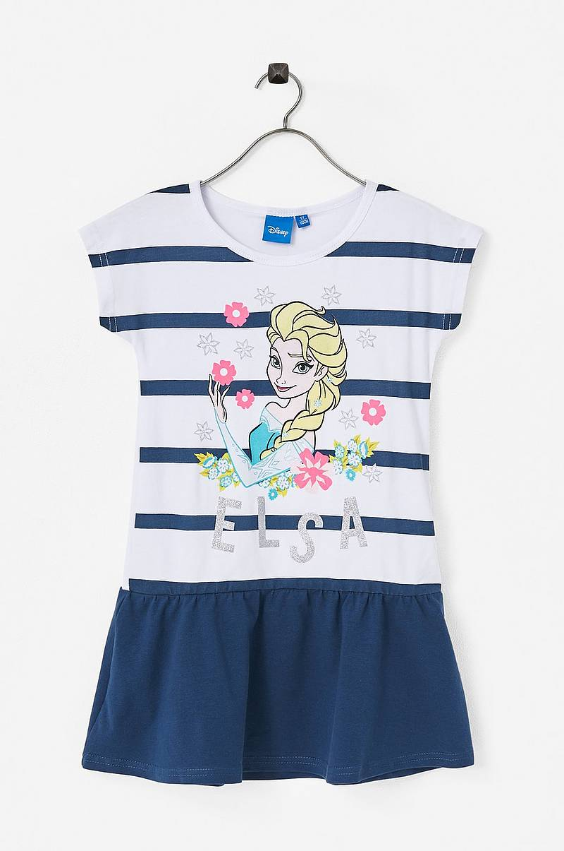 Kjole SS Dress Disney Frozen