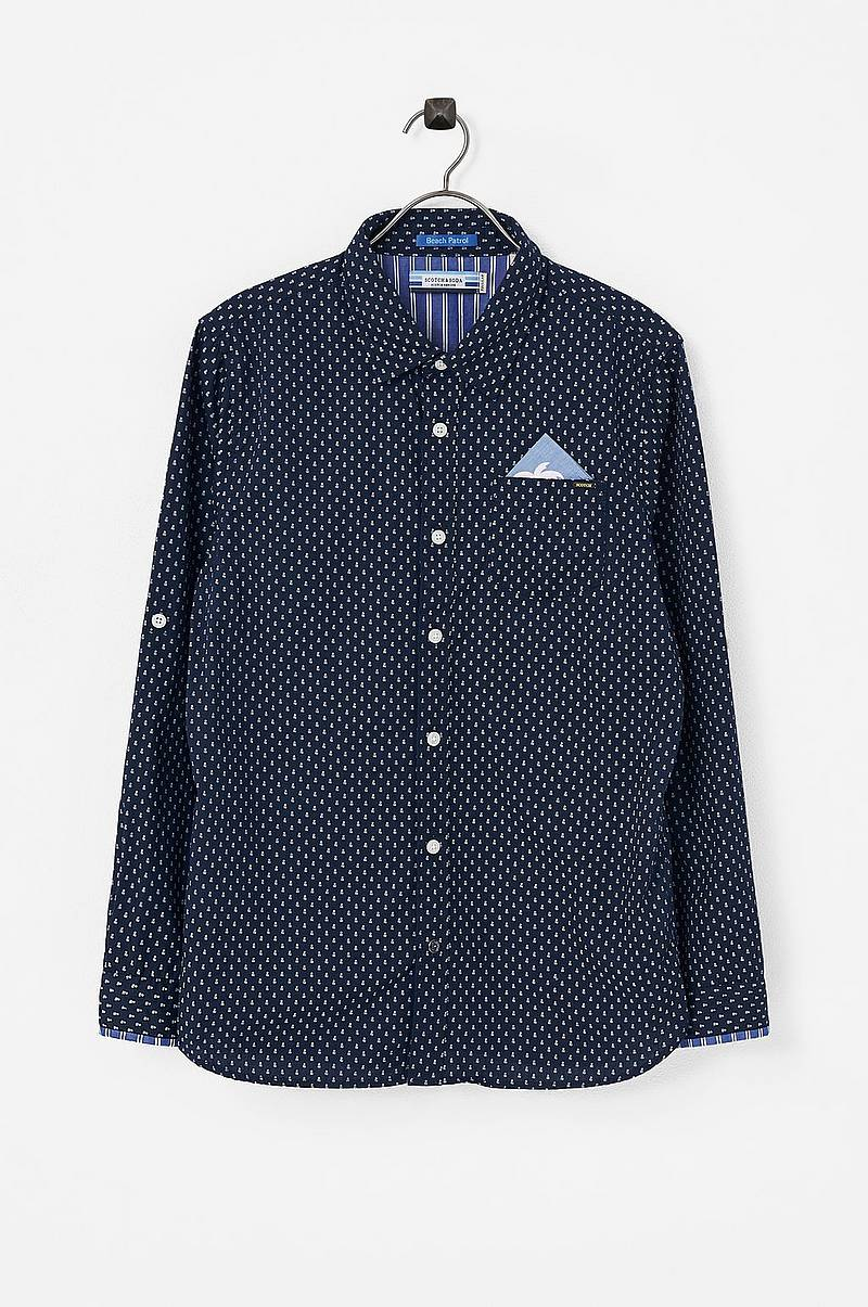 Skjorte Blue Series Shirt