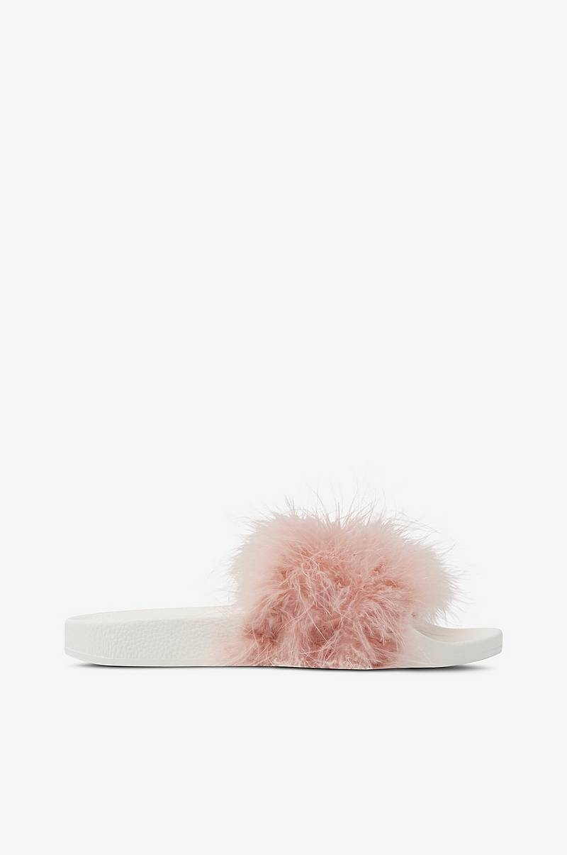 Slippers Feather
