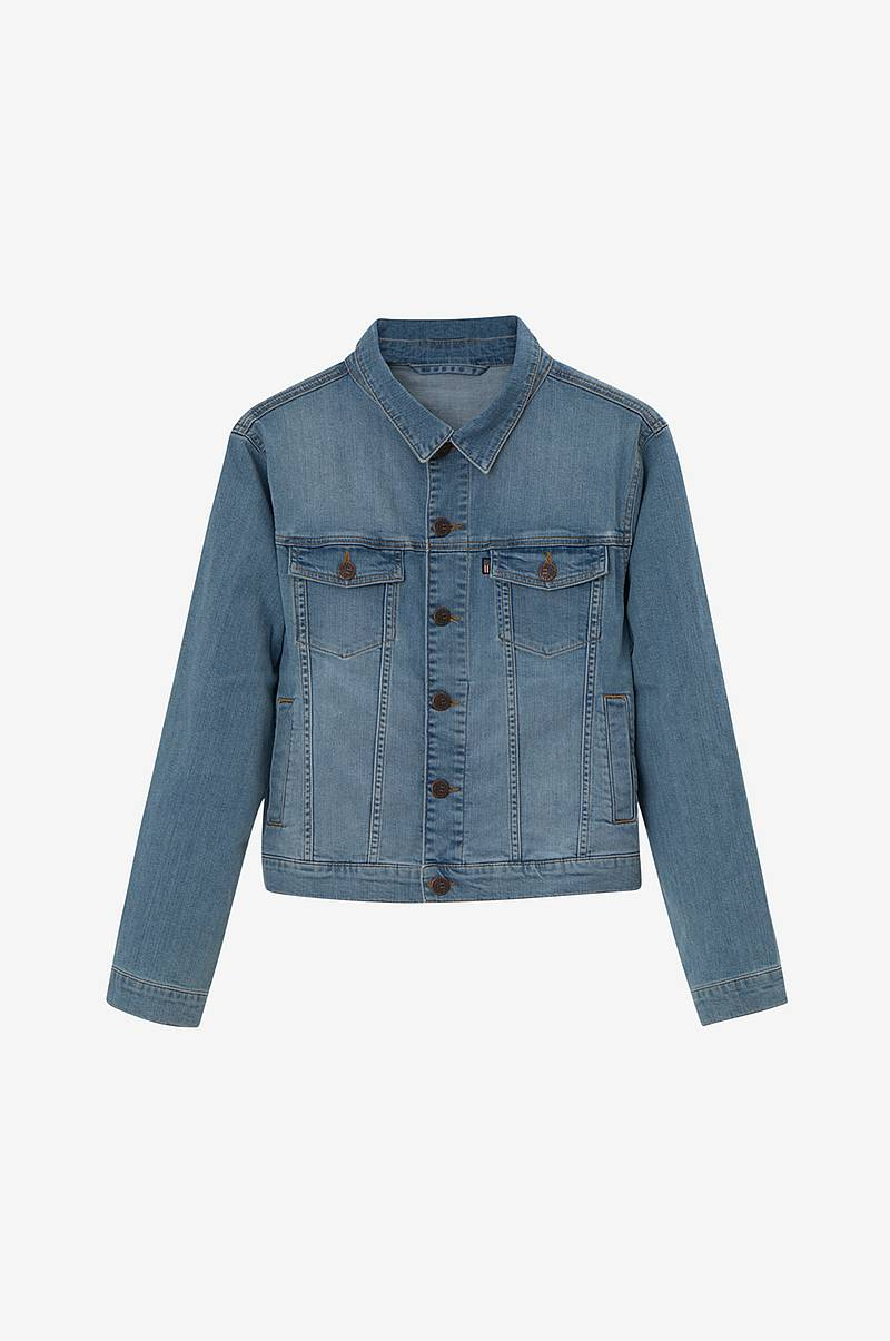 Denimjakke Marcie Blue Denim Jacket