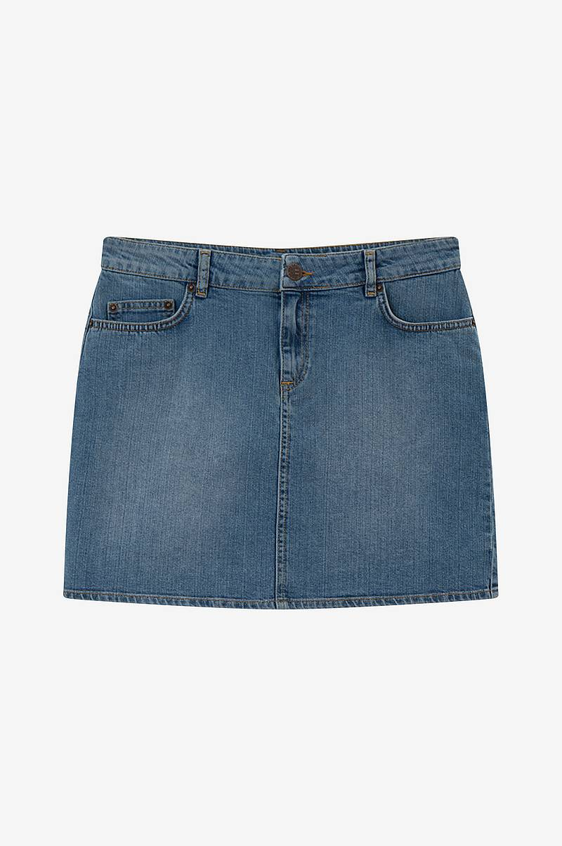 Jeanskjol Alexa Blue Denim Skirt
