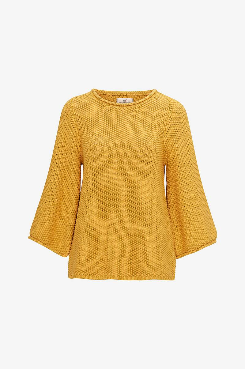 Genser Kayla Cotton Linen Sweater