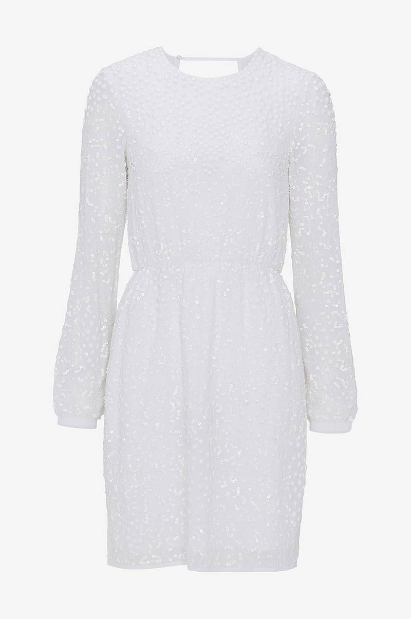 Pailletkjole Beada LS Dress