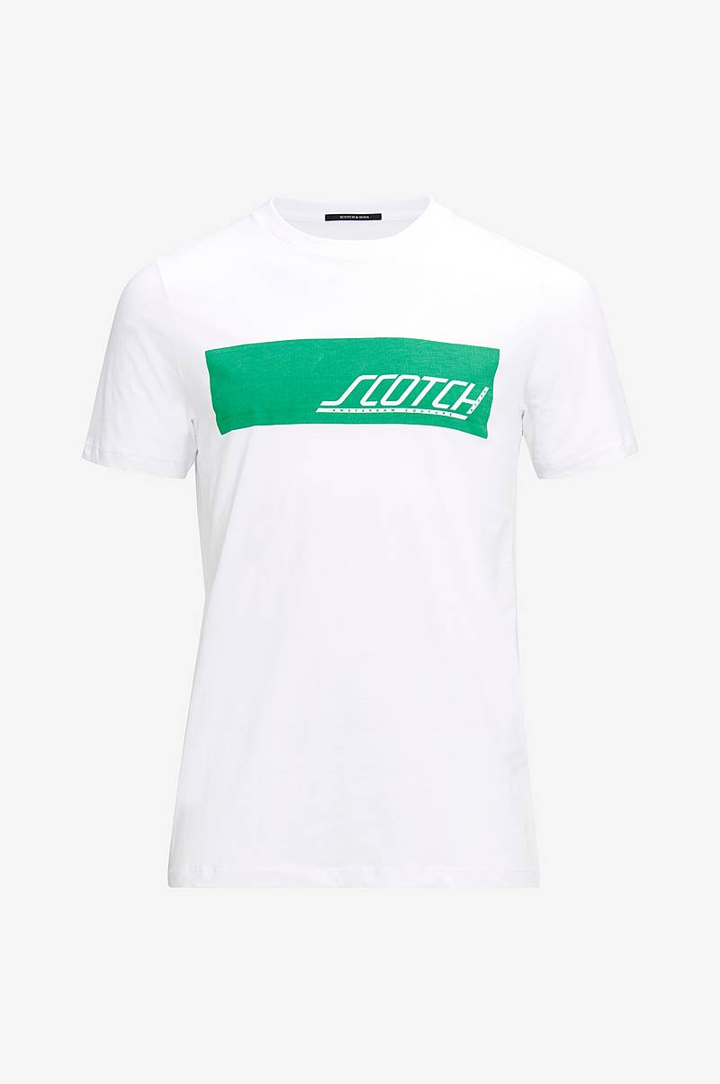 T-shirt Sporty Tee Logo Artwork