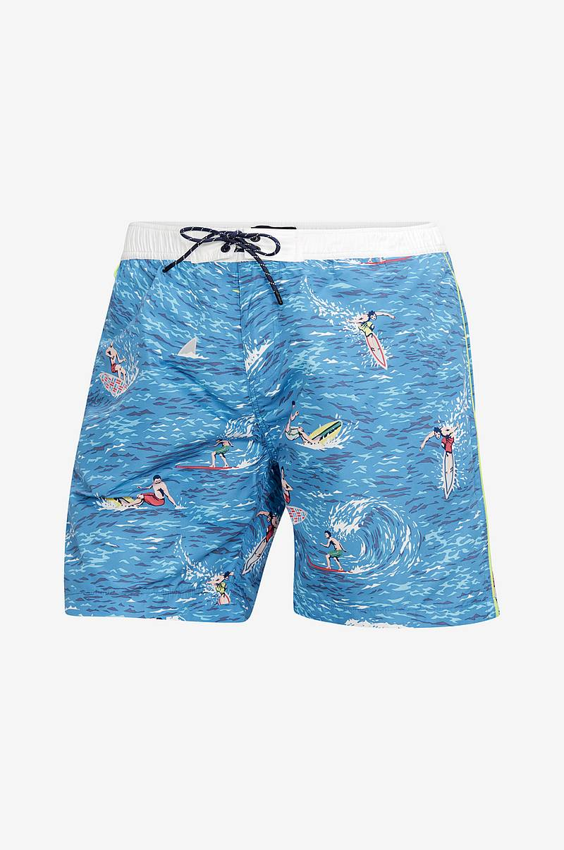 Uimashortsit All-over Printed Swimshort