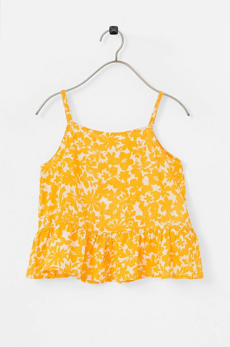 Top Mini Frill Tank