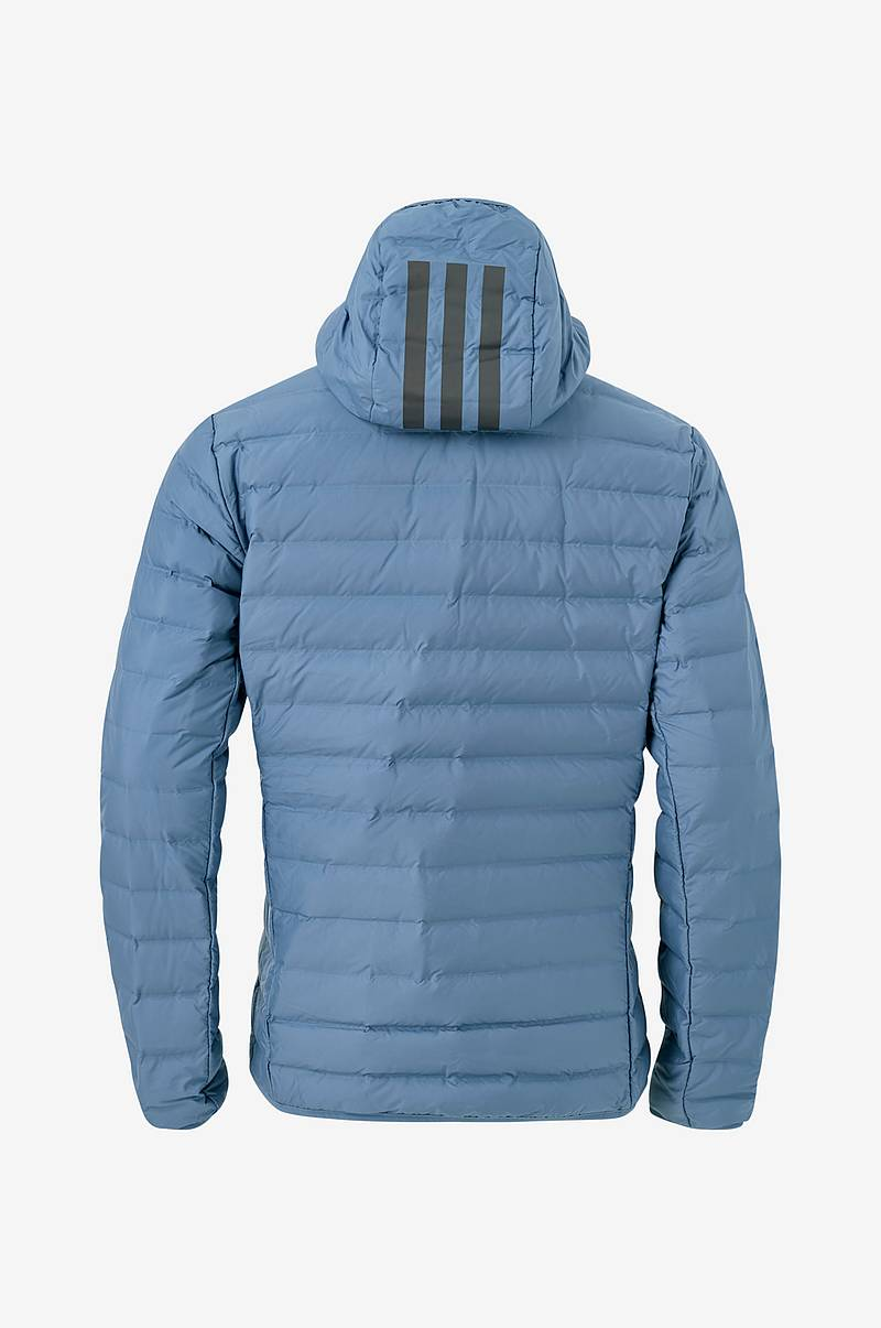 Dunjacka Varlite Soft 3-stripes Hooded Jacket