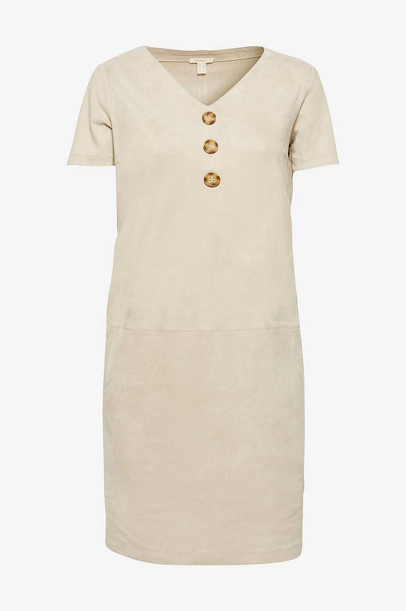 Klänning Suede Dress