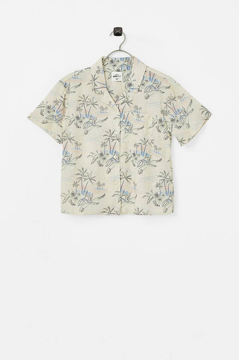 Kauluspaita Mini Hawaii Shirt