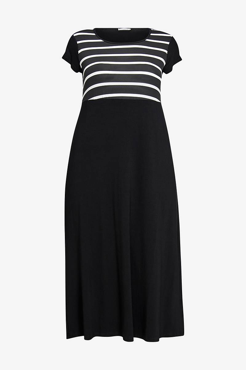 Maxikjole Striped Dress