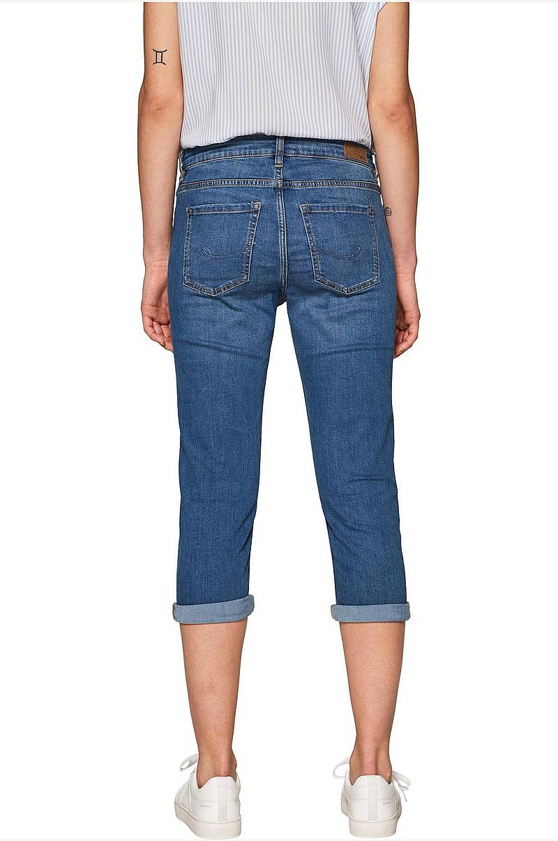Jeans MR Slim Cropped