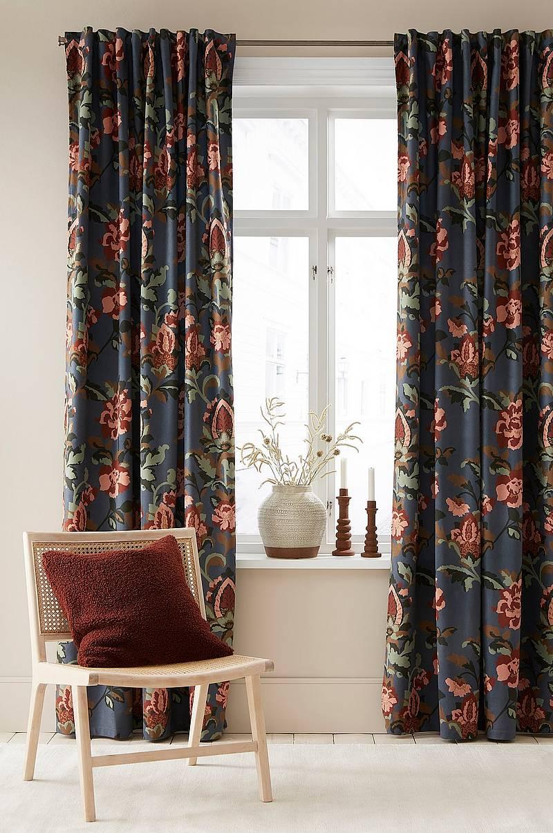 8d77e2bd Gardinlængder med rynkebånd - Shop gardiner online fra Ellos.dk