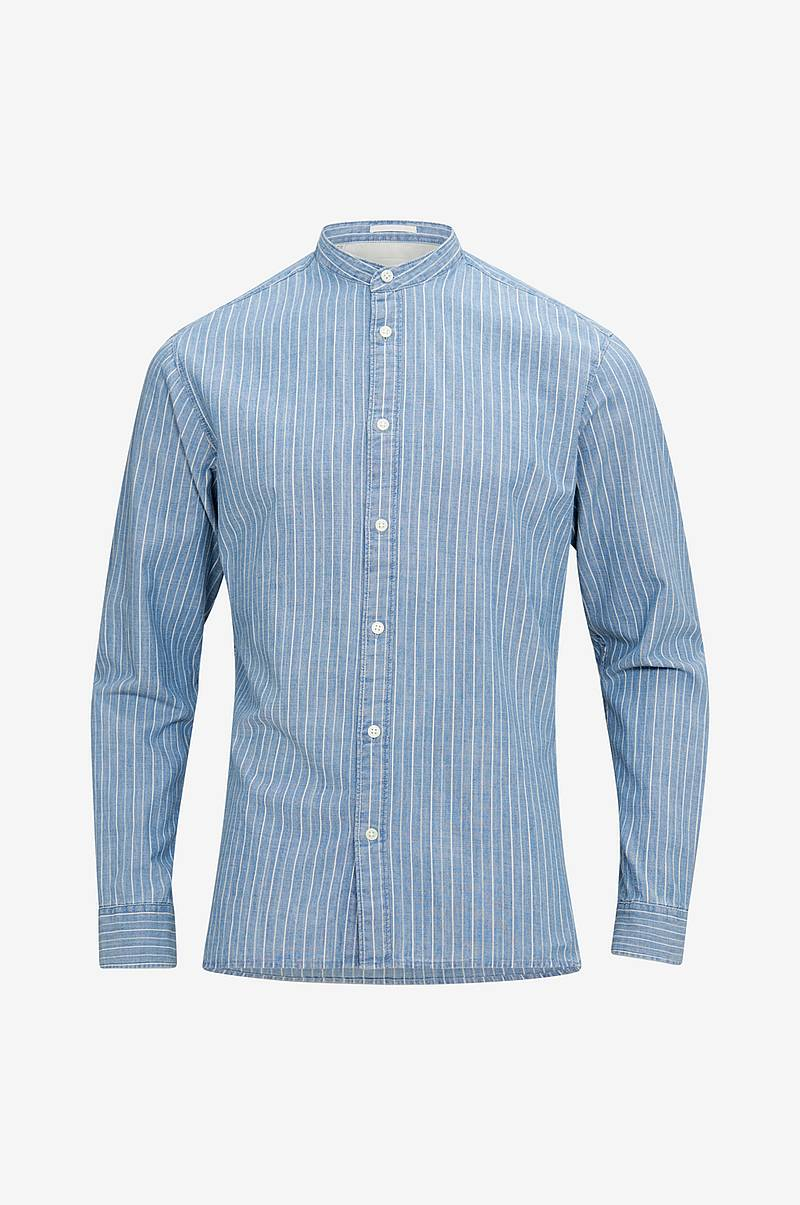 Skjorte slhSlim Nolan China Shirt