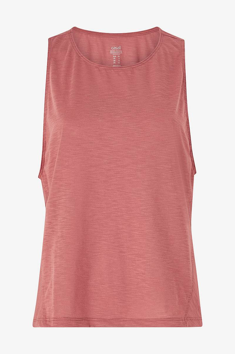 Træningstop Crossways Textured Tank