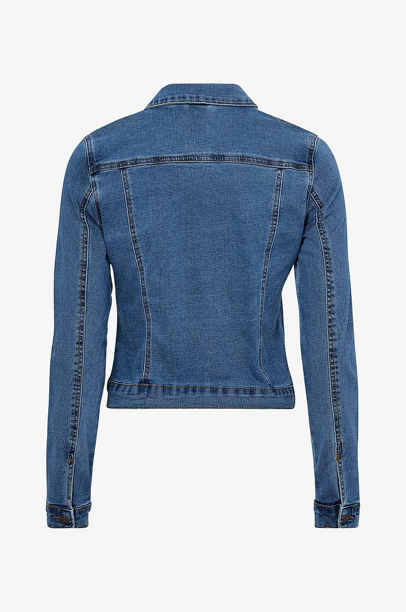 Jeansjakke vmHot Soya LS Denim Jacket Mix