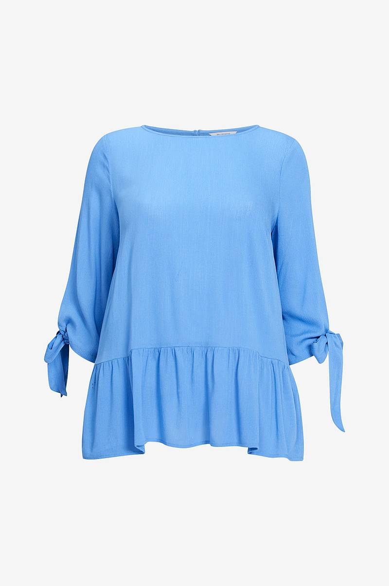 Bluse carBloomy 3/4 Pleplum Blouse