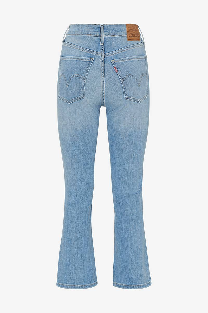 Jeans Mile High Crop Flare
