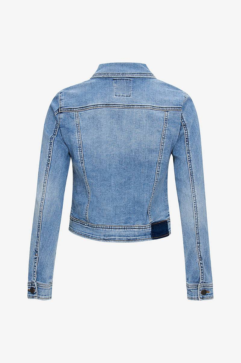 Jeansjacka objWin New Denim Jacket