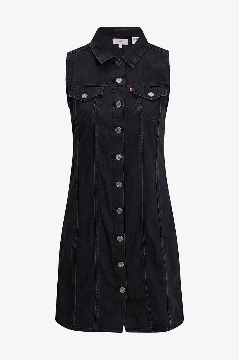 Jeanskjole SI Short Aubrey Dress