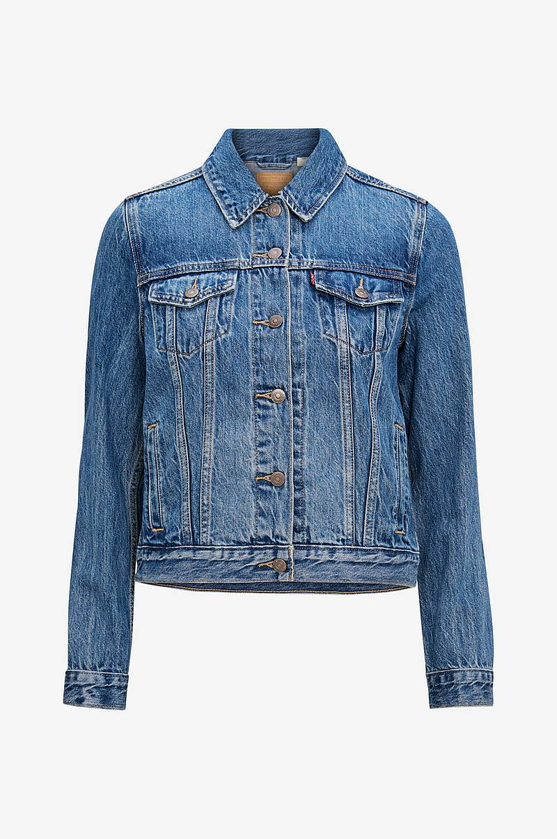 Jeansjacka Original Trucker Jacket