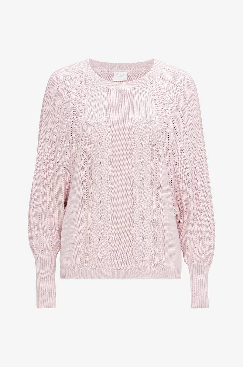 Tröja viJoya Knit Volume L/S Top
