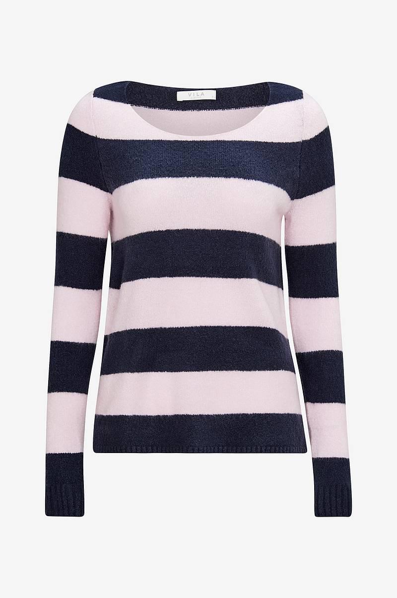 Tröja viKatay Knit New Stripe L/S Top