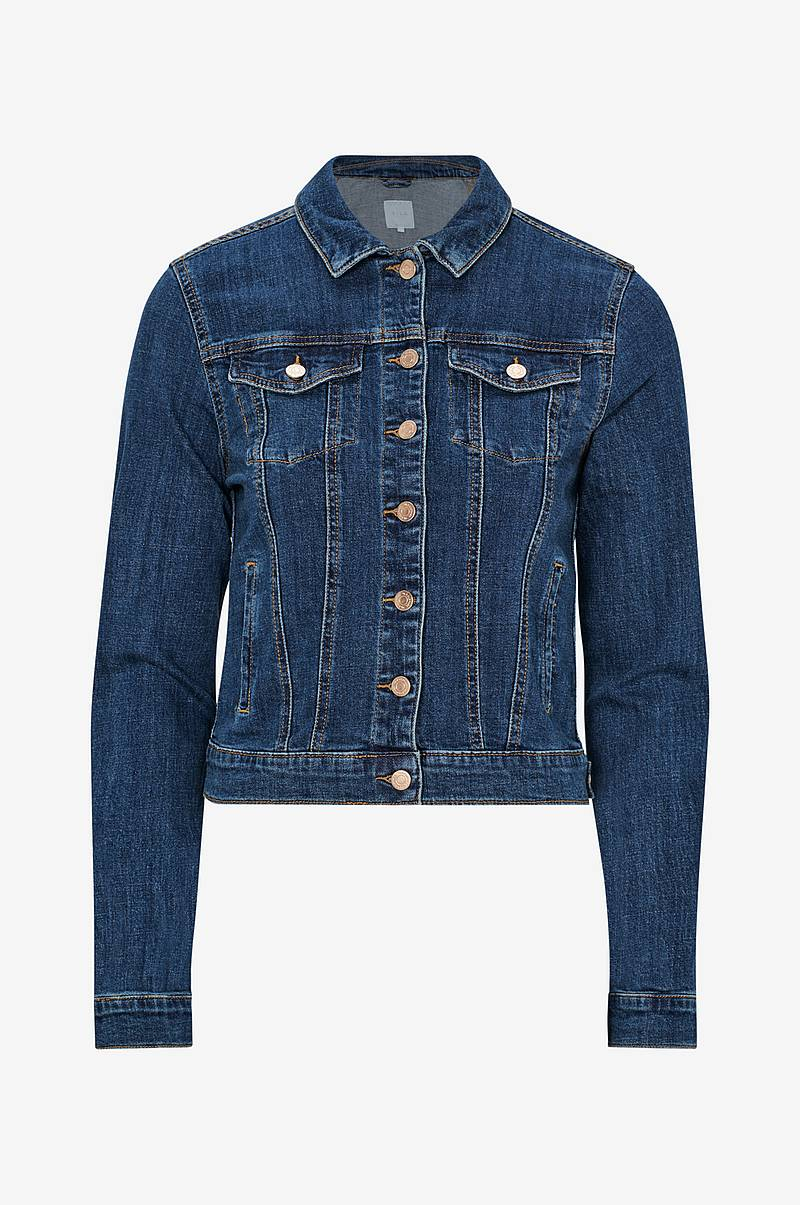 Denimjakke viShow Denim Jacket