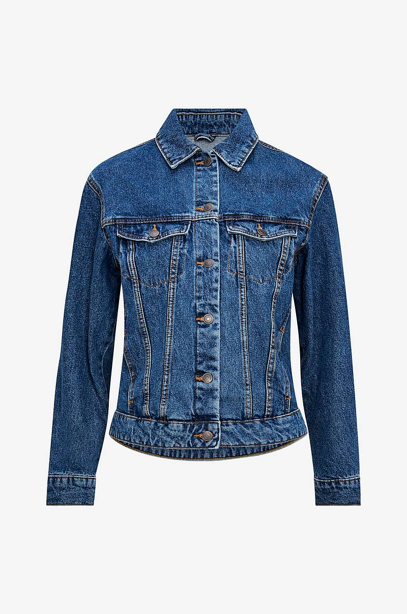 Denimjakke vmKatrina LS Denim Loose Jacket