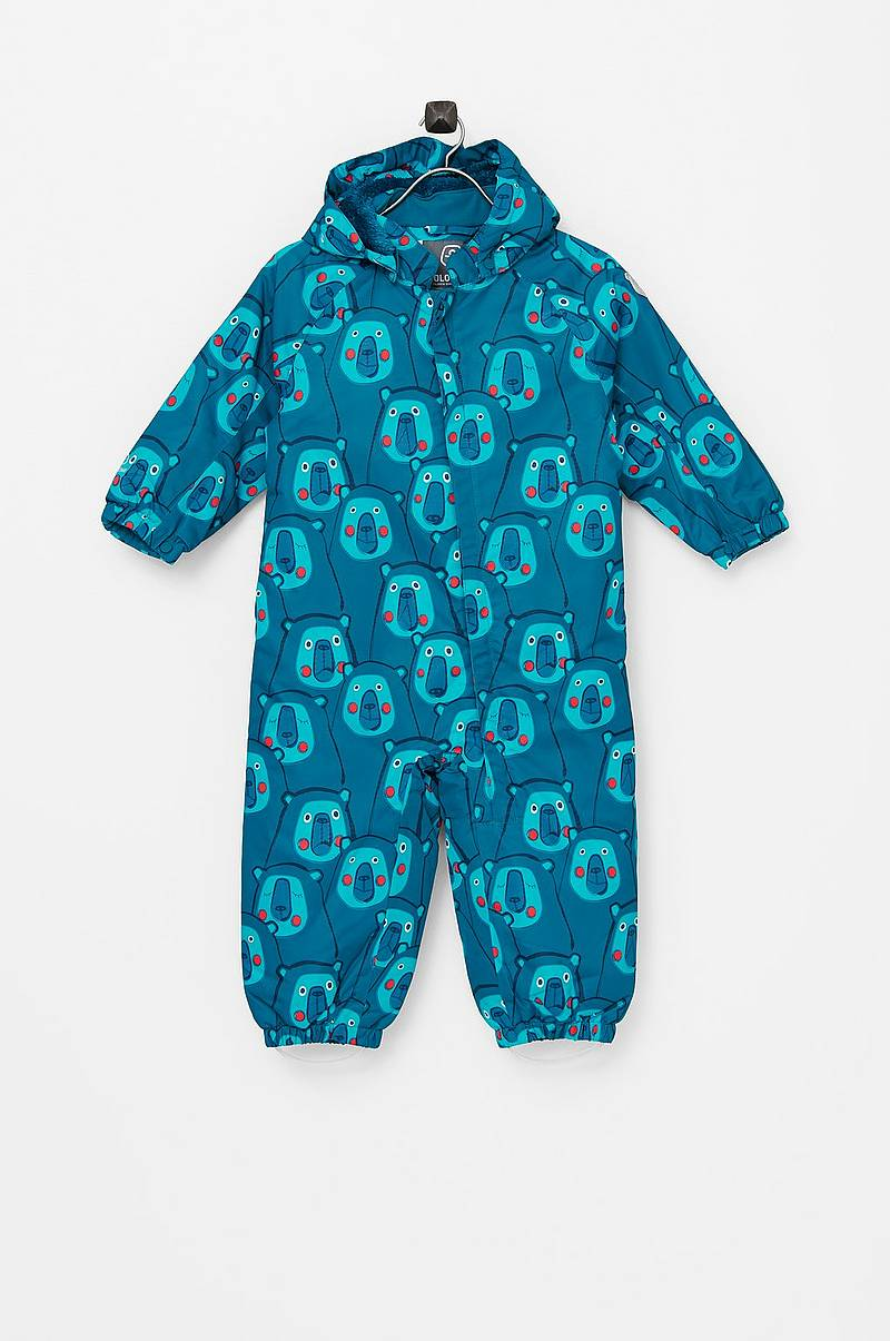 Vinteroverall Rimah Mini Padded Coverall AOP