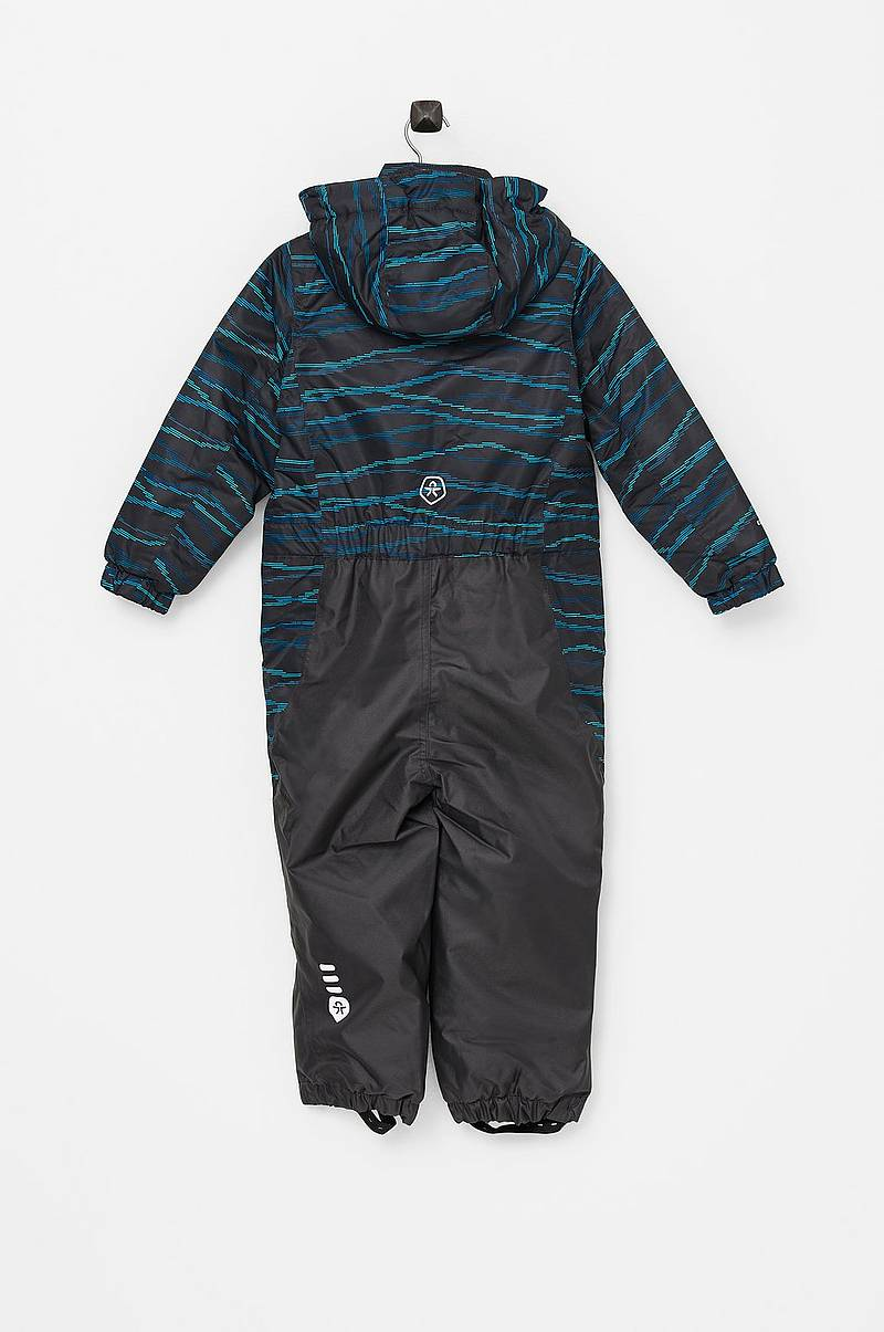 Vinterdress Klement Padded Coverall Aop
