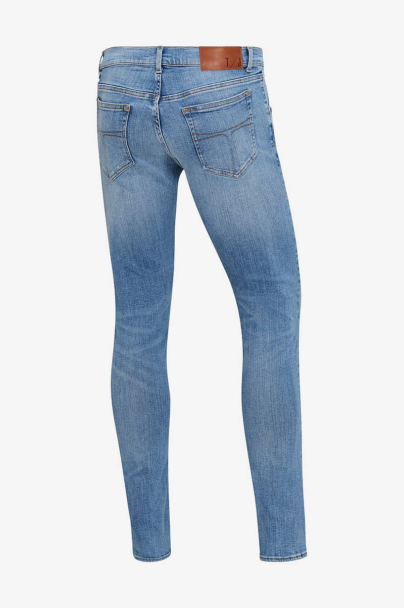 Jeans i stretchdenim, slim fit