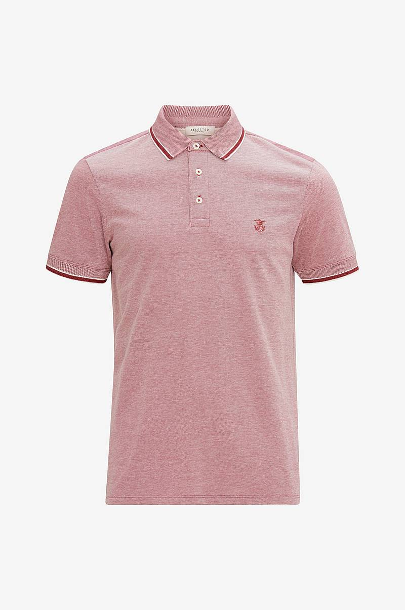 Poloshirt slhTwist SS Polo W Noos