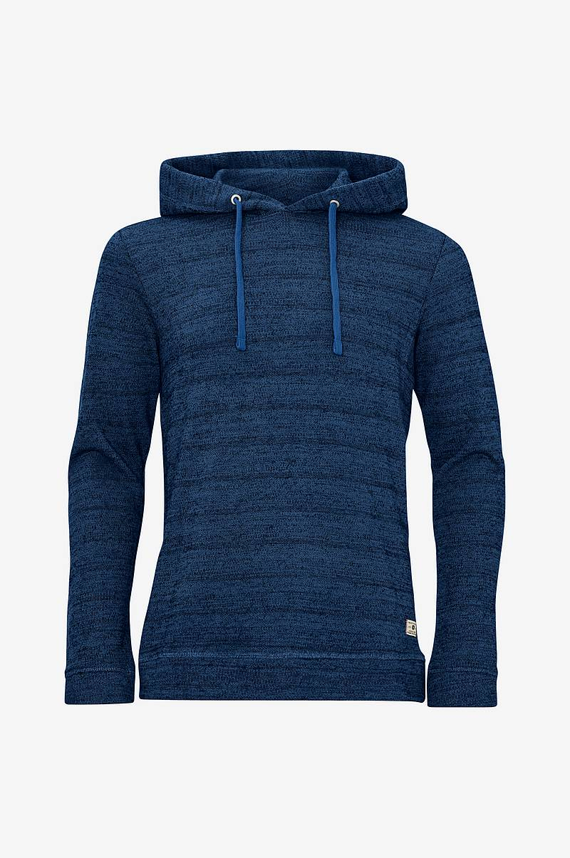 Hettegenser jprLiam Blu Sweat Hood