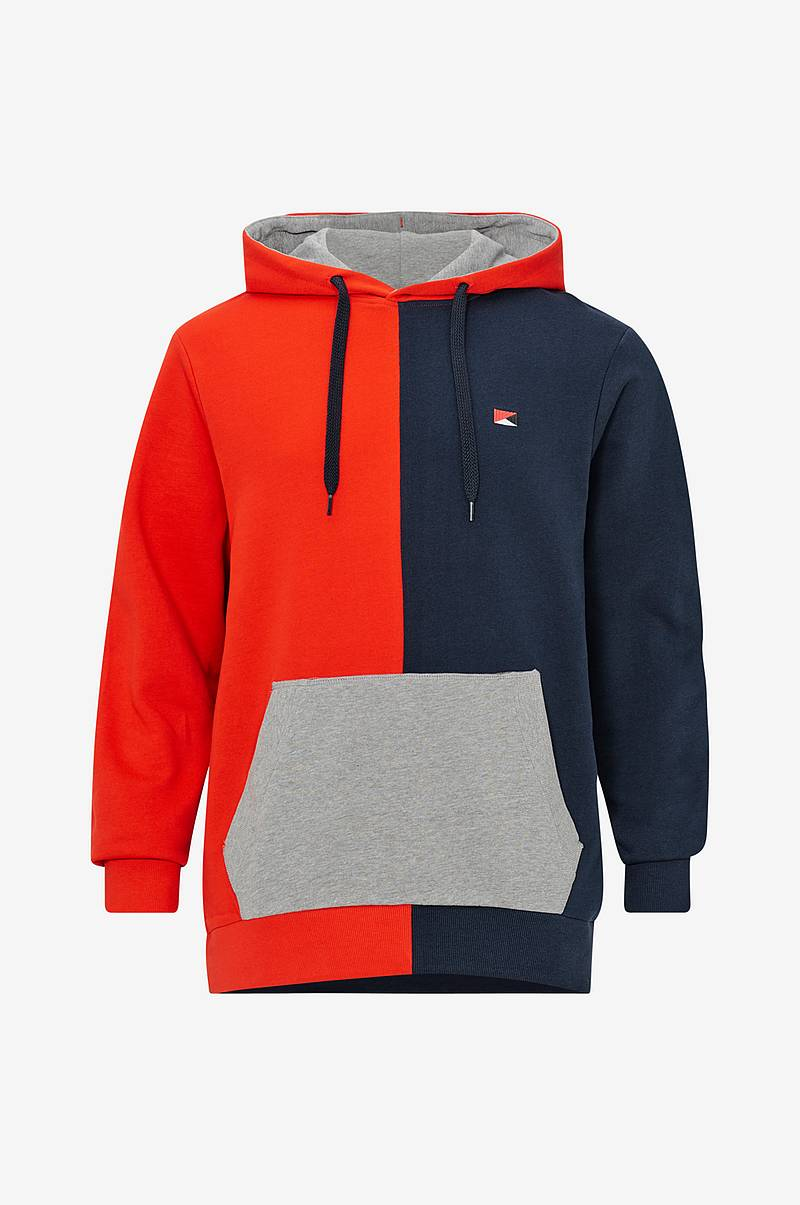 Huvtröja jorColourblocks Sweat Hood