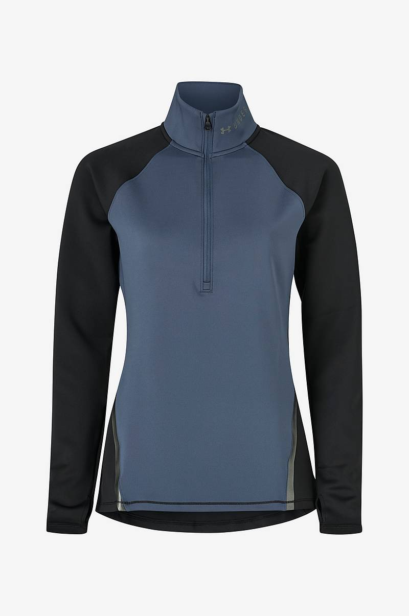 Treningstrøye UA CG Armour 1/2 Zip Color Block