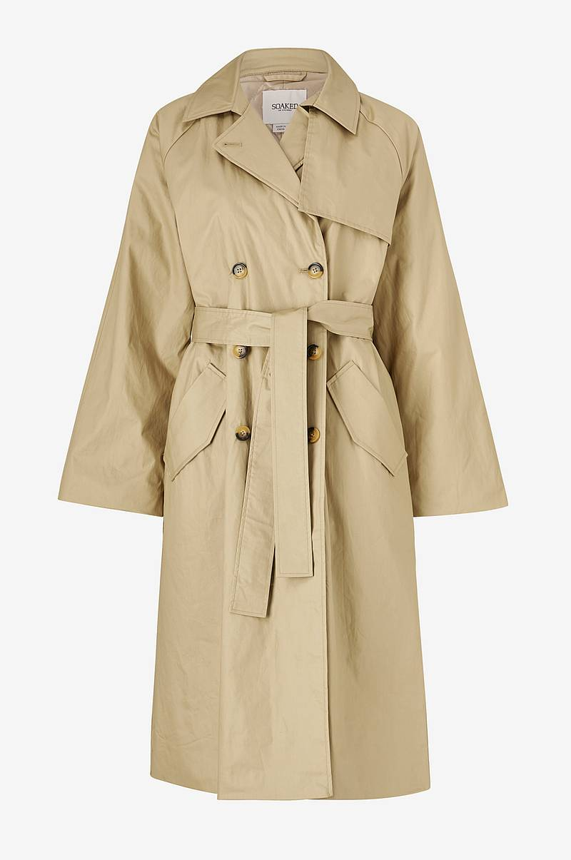 Kåpe Chicago Trenchcoat