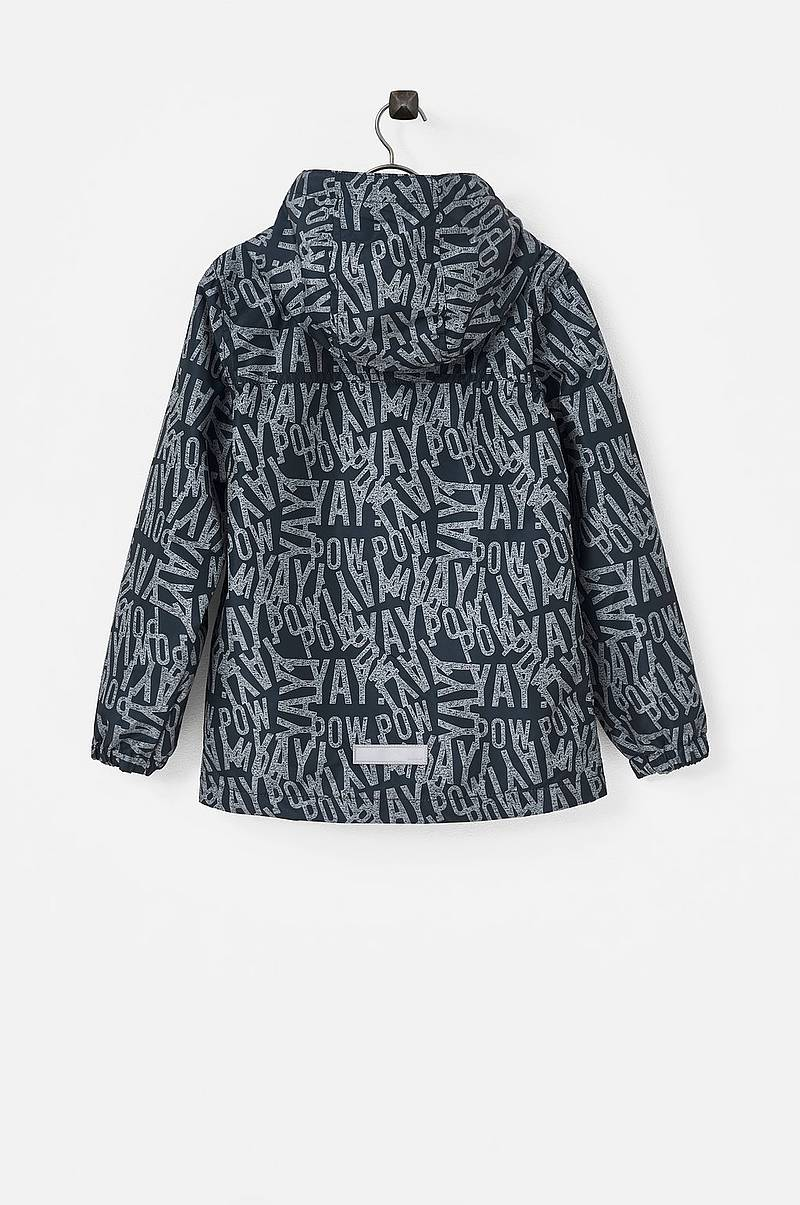 Jakke nkmMellon Jacket Text