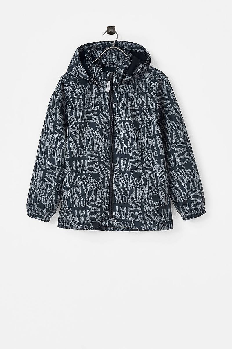 Jacka nkmMellon Jacket Text