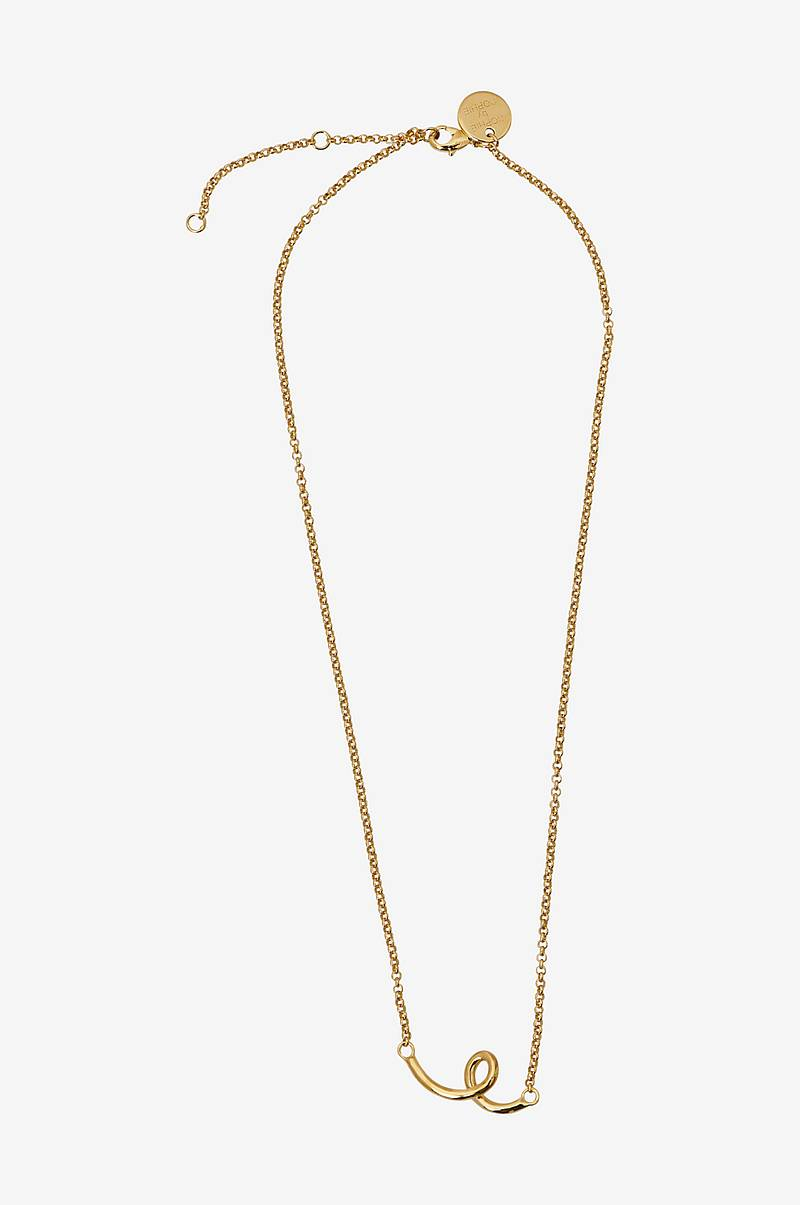 Halskæde Loopy Necklace