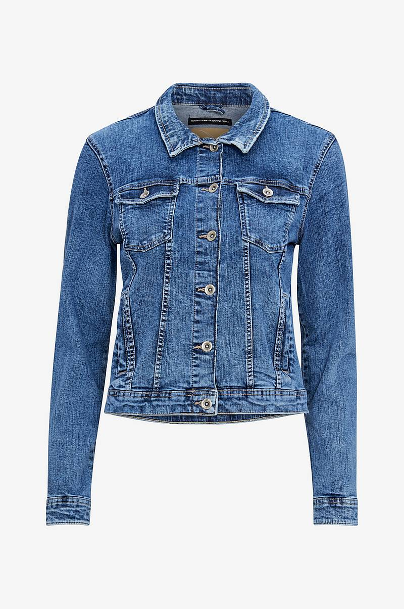 Jeansjakke onlTia Denim Jacket
