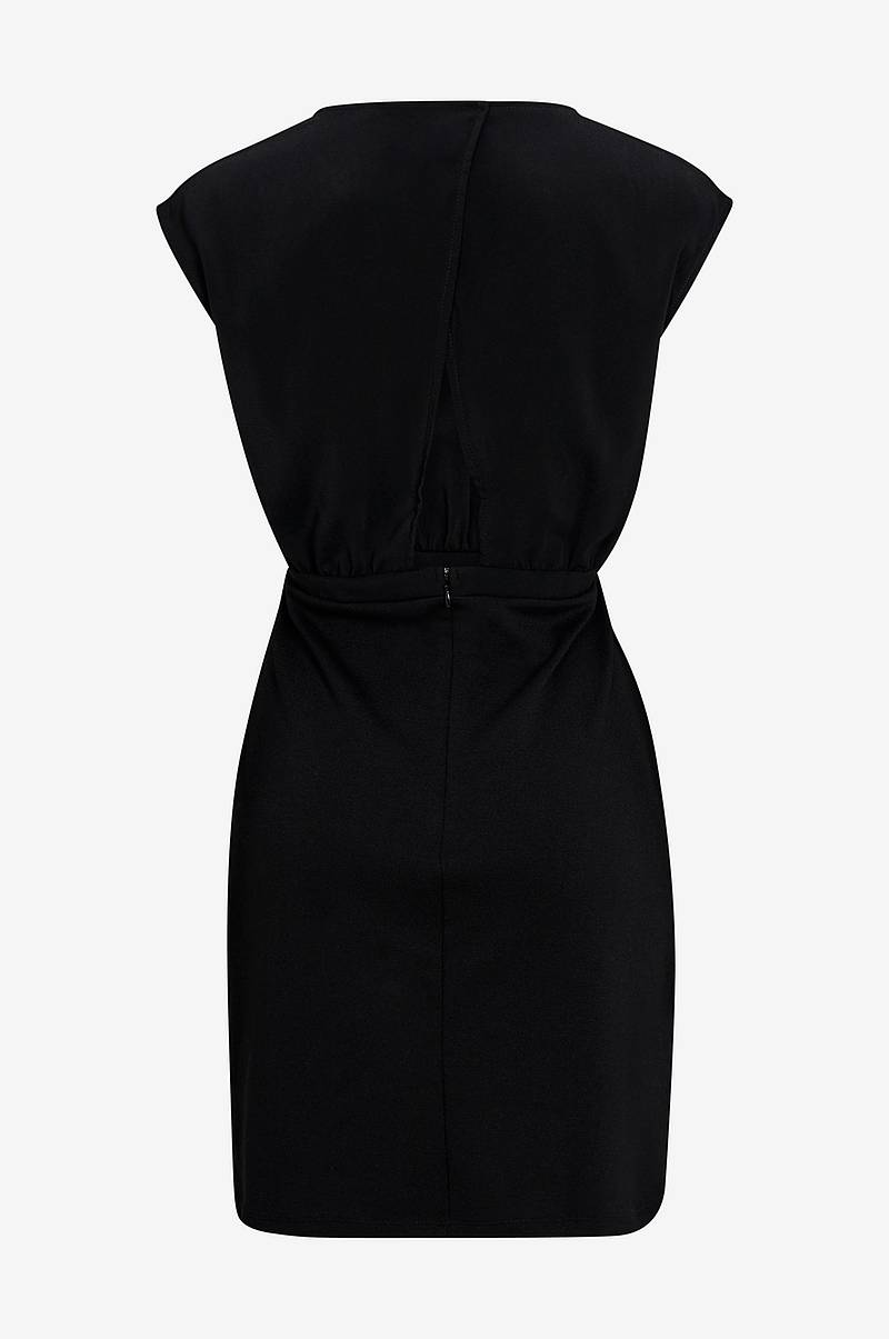 Mekko viLaia S/L Back Detail Dress