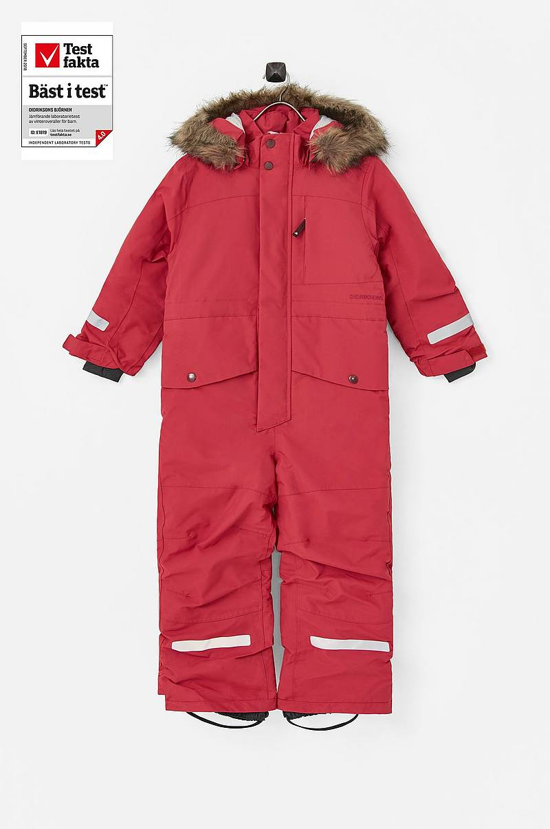 Vinterdress Björnen Kids Coverall 3